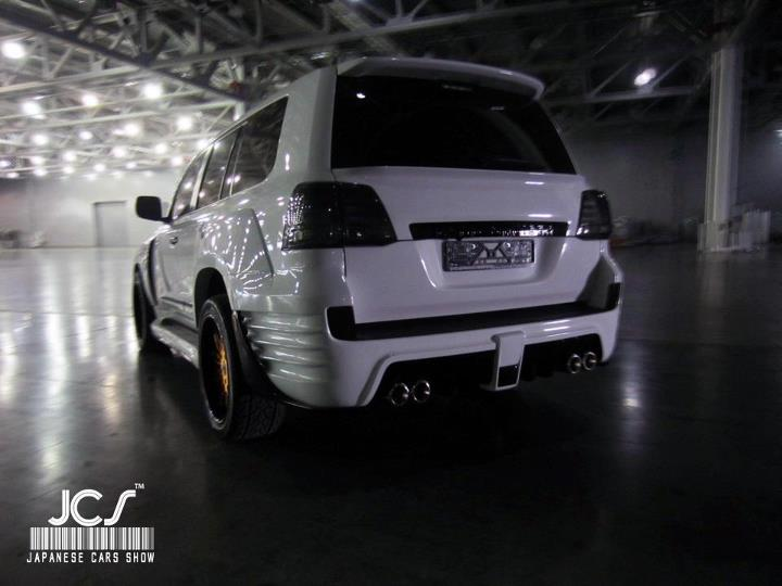 Modified Cars And Trucks Japanese Modified Toyota Land