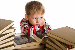 Детето не иска да учи