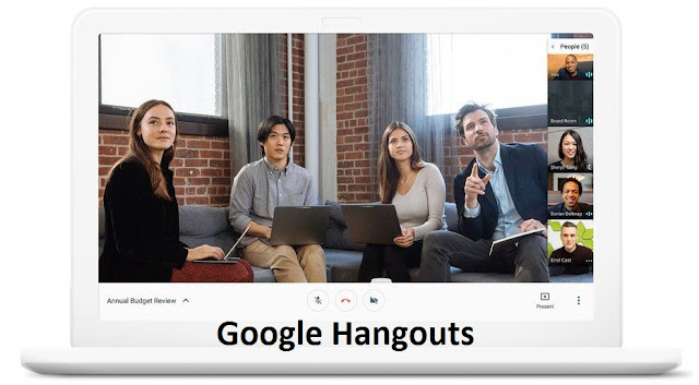 Google Hangouts modifie la recherche des contacts