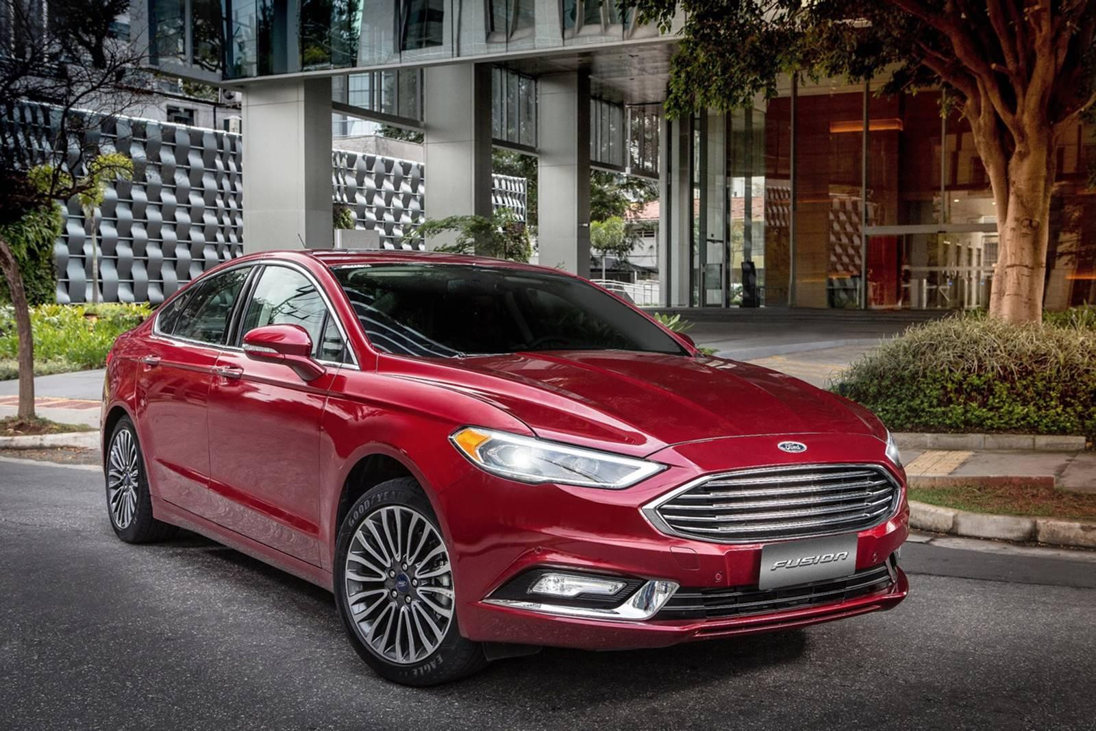 Resultado de imagem para novo Ford Fusion 2018