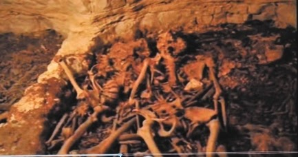 archaeology news part 1 quotmass grave from temple