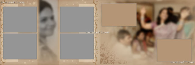 Evergreen 12x36 Album PSD Vol-6 | Karizma Album | Canvera Album