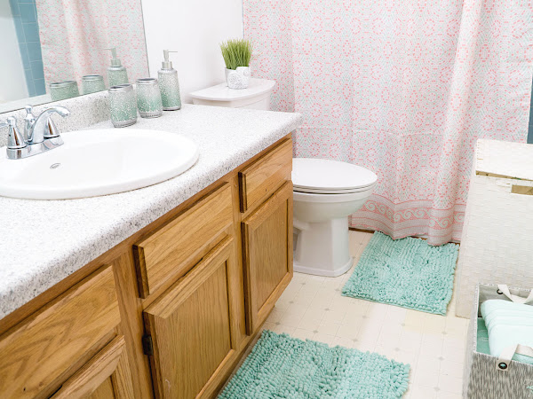 How to Prepare Your Guest Bathroom for Unexpected Guests ~ #AmericanStandard