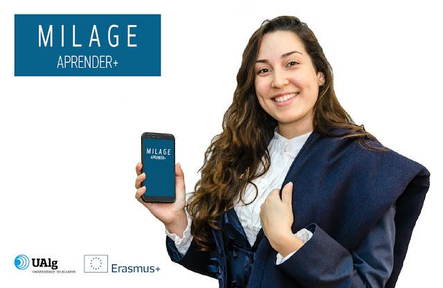 Universidade do Algarve e DGE assinaram protocolo de colaboração para promover a MILAGE APRENDER+