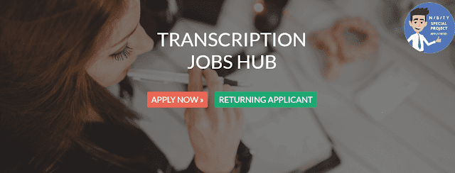 Transcription jobs online
