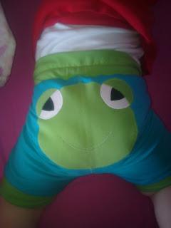 Jolly Frog, Ottobre design 03/2015