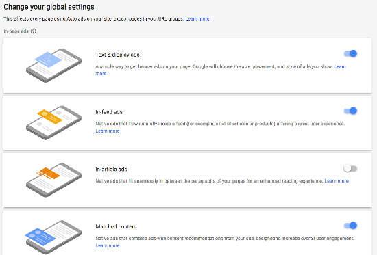 Panduan Lengkap Memasang Unit Iklan Google Adsense Auto Ads