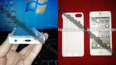 Σύμφωνα με ανακοίνωση στα τέλη Σεπτεμβρίου θα είναι διαθέσιμο το νέο  iPhone..Προς το παρόν διέρρευσαν 2 φωτογραφίες που δεν μπορεί κανείς να  ξέρει αν είναι ... fdc63822f06