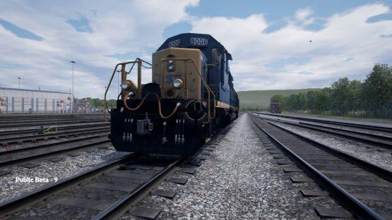 Train Sim World CSX Heavy Paul screenshot 2