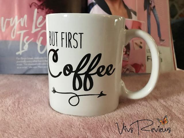 But First Coffee mug, funny coffee mug