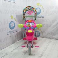Royal RY1098 Classic Baby Tiger 2 Kursi Kanopi Baby Tricycle