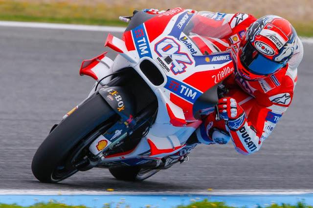 berita motogp Dovi : Jangan Seperti Misim Ini. 2017, Ducati Harus Lebih Konsisten