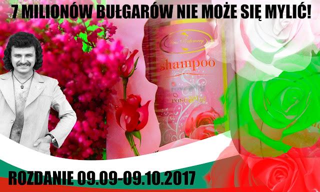 7 milionów Bułgarów nie może się mylić | rozdanie | kosmetyki różane | konkurs