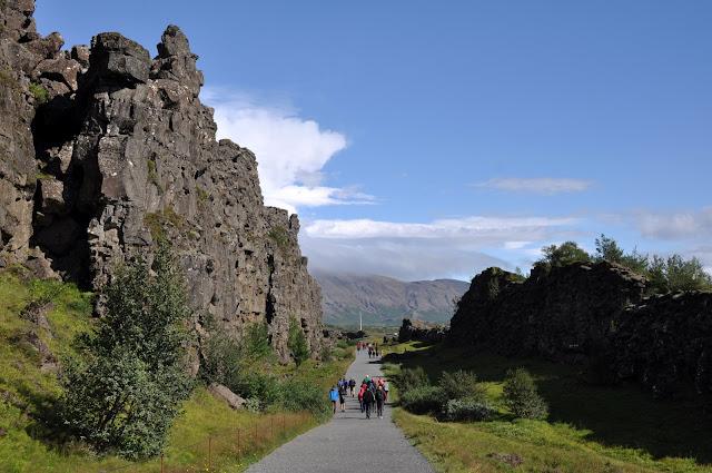 Islandia - círculo dorado