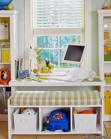 ruang belajar anak minimalis