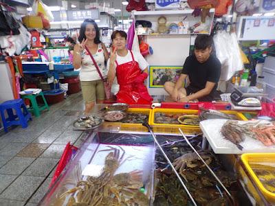 Mercado Jalgachi busan