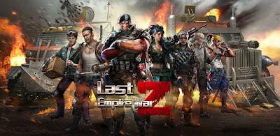 Last Empire War Z 1.0.218 Apk + Mod