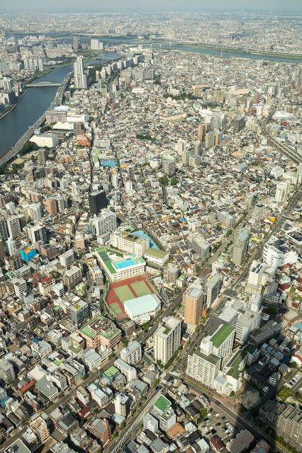 cestování po světě, blog, japonsko, tokyo, tokio, Tokyo Sky Tree, vyhlídka