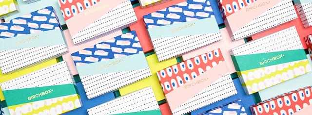 Birchbox March 2015 Subscription Box On Packaging Of The