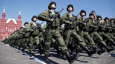 Russia - Top 10 Largest Armies In The World