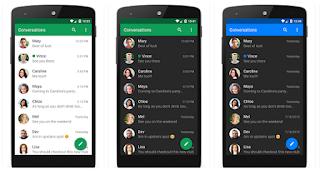 5 Aplikasi sms Android Terpopuler tahun 2016