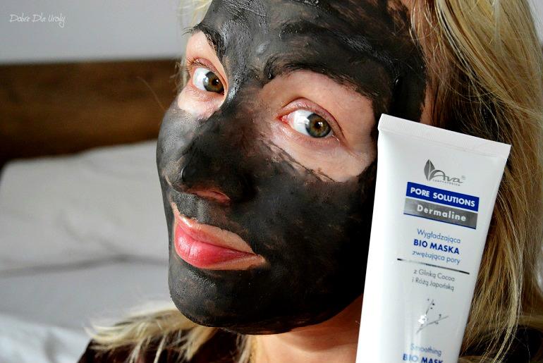 Dermokosmetyki Pore Solutions Laboratorium Kosmetyczne AVA - Bio Peeling i Bio Maska zwężające pory
