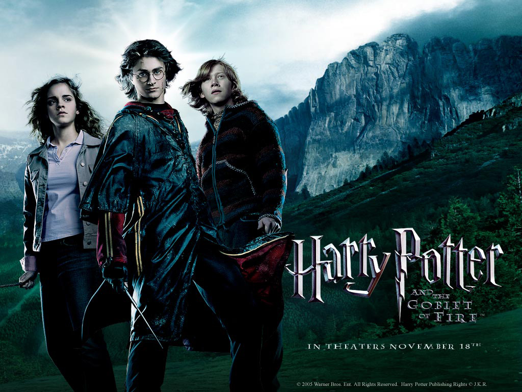 Harry Potter and the Goblet of Fire - Movies Maniac