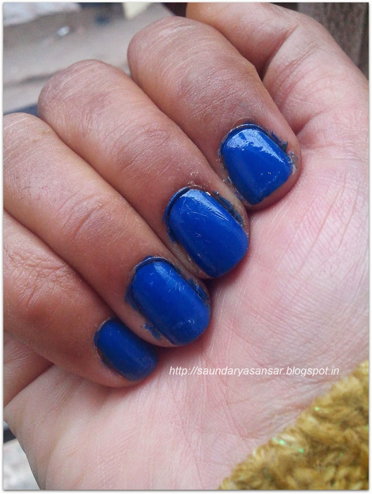 Street Wear Color Rich Nail Enamel Review