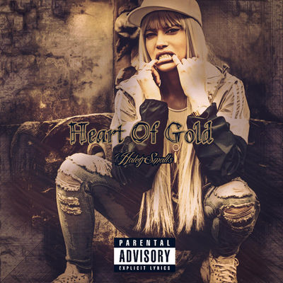 Haley Smalls - Heart Of Gold - Album Download, Itunes Cover, Official Cover, Album CD Cover Art, Tracklist