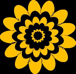 Mandalas, Flowers Clipart, Free Clipart