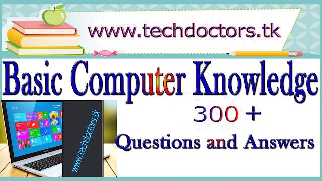 Computer Knowledge Pdf File