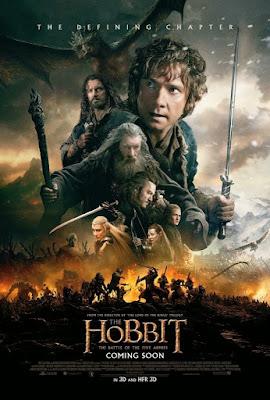 hobbit bitwa pięciu armii film recenzja bilbo gandalf thorin
