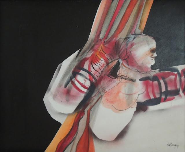 Enrique Trullenque obra de arte abstracta contemporánea