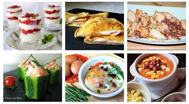 6 recetas saludables y sabrosas