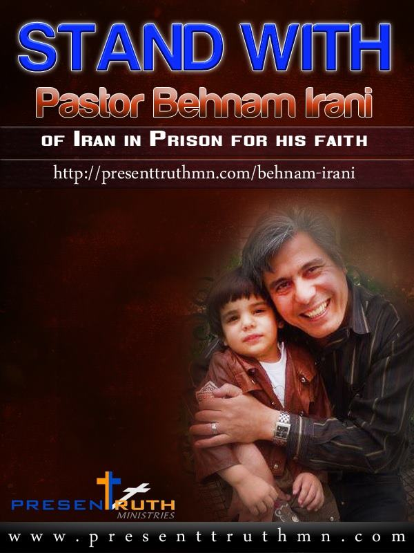 Pray for Behnam Irani