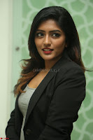 Actress Eesha Looks gorgeous in Blazer and T Shirt at Ami Tumi success meet ~  Exclusive 055.JPG