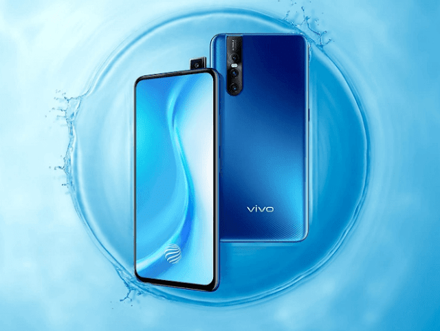 Vivo S1 Pro with 6.39-inch AMOLED display and 32MP pop-up selfie camera now official