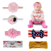 $5.99 (Reg. $11.99) + Free Ship Baby Bow Headband, 6-Count!