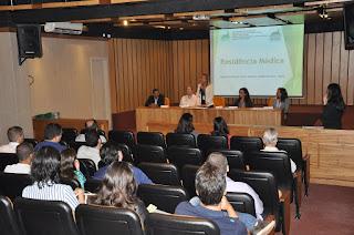 Posse dos novos médicos selecionados para o Programa de Residência Médica do UNIFESO Teresópolis