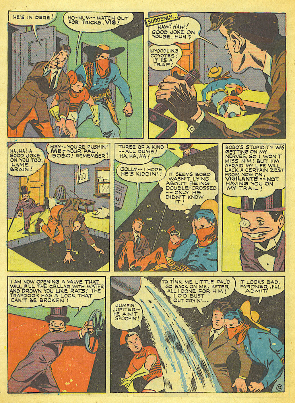 Read online Action Comics (1938) comic -  Issue #58 - 24