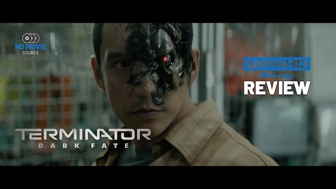 Terminator: Dark Fate 4K (2019) Ultra HD Blu-ray Review: The Basics