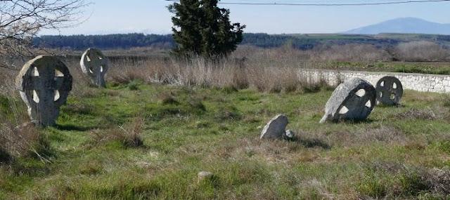 Bogomil Cemetery Yiannis Neapoli