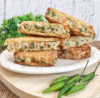 Resep Crackers Ragout Ayam Sayur Ala Rumahan By @yunitaanwar