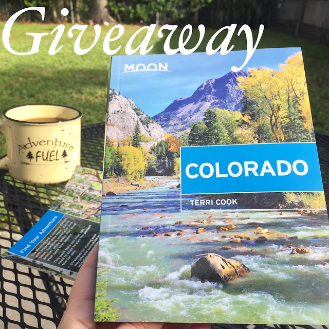 Giveaway | Adventure Fuel Mug and Moon Travel Guides