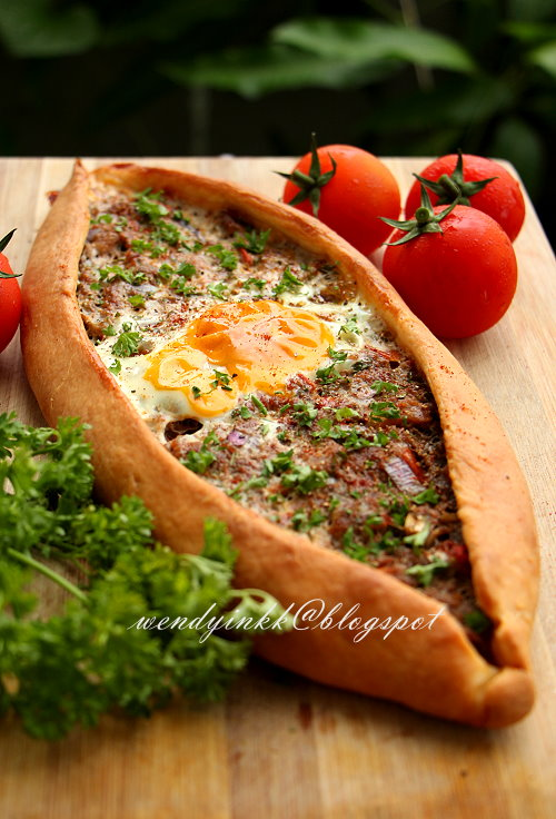Table for 2.... or more: Kiymale Pide @ Turkish Minced ...