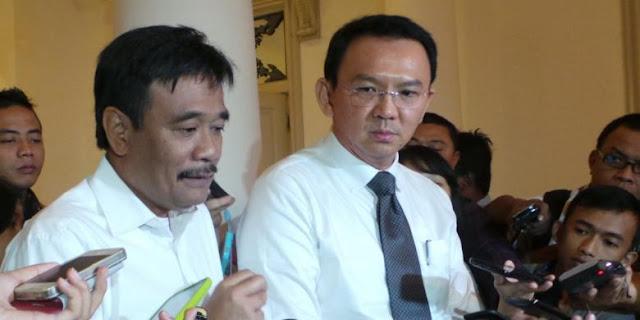 Djarot Jadi Tumbal Ahok Tutupi Malu Akibat Ditolak Megawati Bawa PDIP