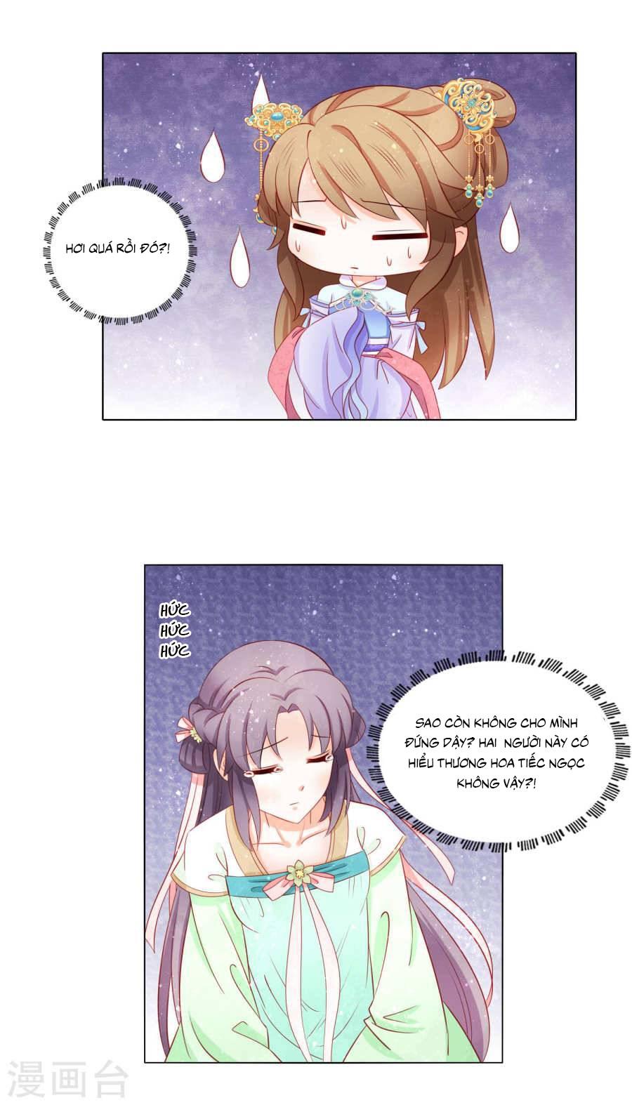 Nam phi nữ tướng Chap 43 page 15