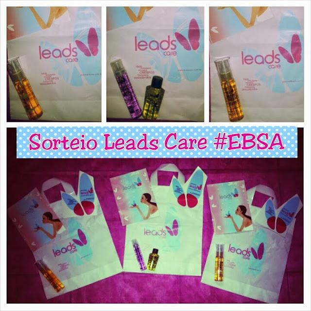 sorteios, promoções, divulgue seu sorteio, blogueira s.a.,Leads Care, #EBSA