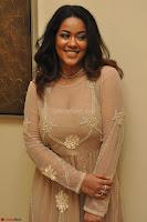 Mumaith Khan in Beig Skin Colored Anarkali Dress at Kalamandir Foundation 7th anniversary Celebrations ~  Actress Galleries 035.JPG