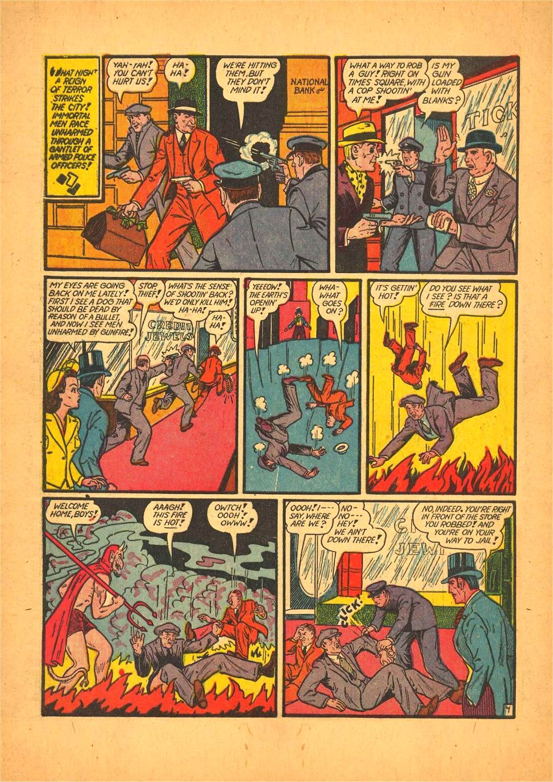 Read online Action Comics (1938) comic -  Issue #50 - 68